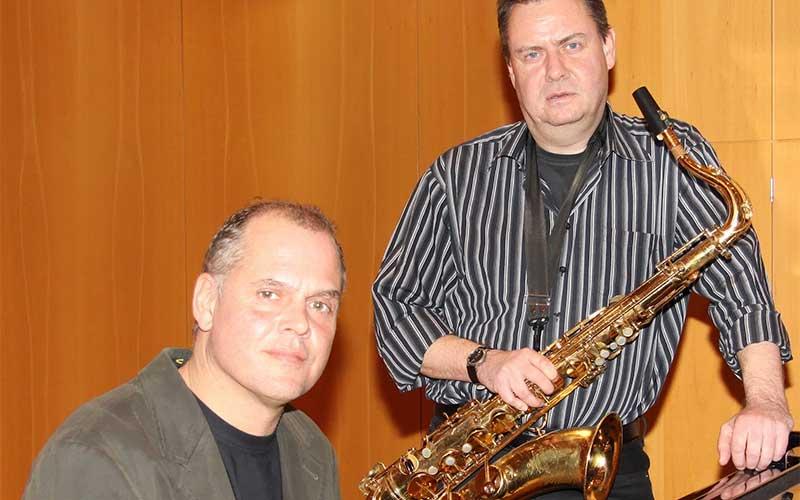 Christof Sänger und Peter Linhart