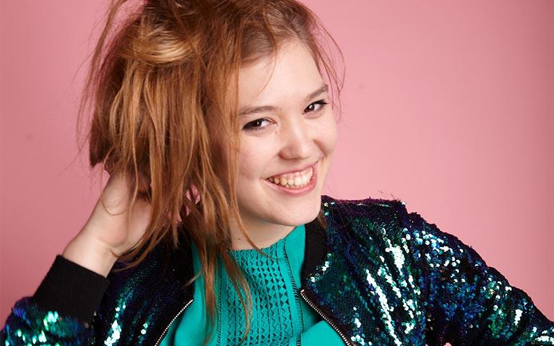 Fee Brembeck (Foto: Sophie Wanninger)