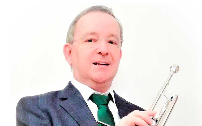 Wolfgang Huhn (Trompete)