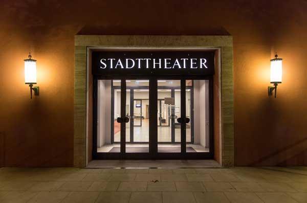 Stadttheater Aschaffenburg (Foto: Till Benzin)